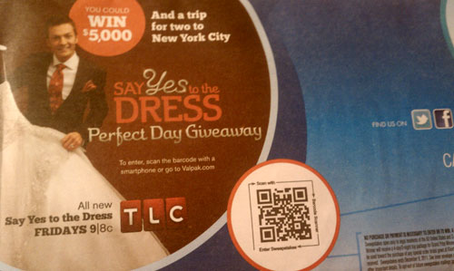 Say yes to the dress giveaway